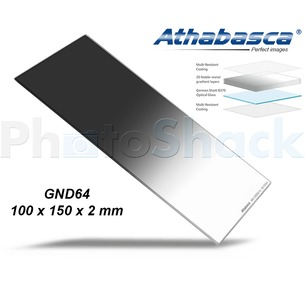 Athabasca Graduated Neutral Density - ND64 Filter